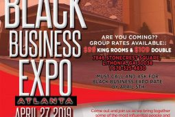 4TH Annual Black Business Expo – Atlanta, Georgia