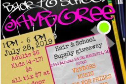 Back To School Jamboree – Marietta, GA