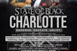 State of Black Charlotte 2020 – Charlotte, NC